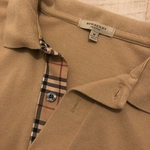 EUC Burberry Classic Polo